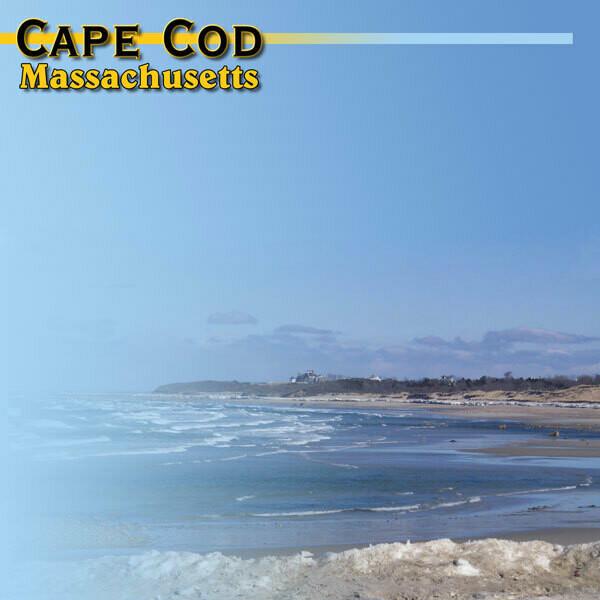Cape Cod Scrapbooking Paper