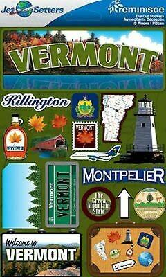 Vermont Stickers