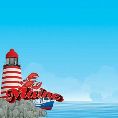 The State Line: Maine