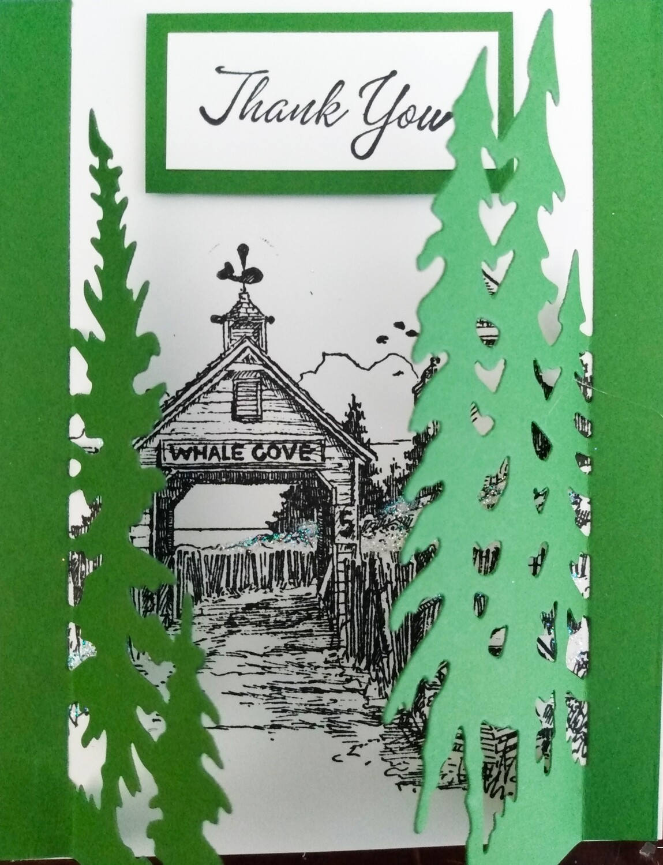 Coastal New England Card