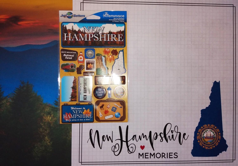 New Hampshire Layout
