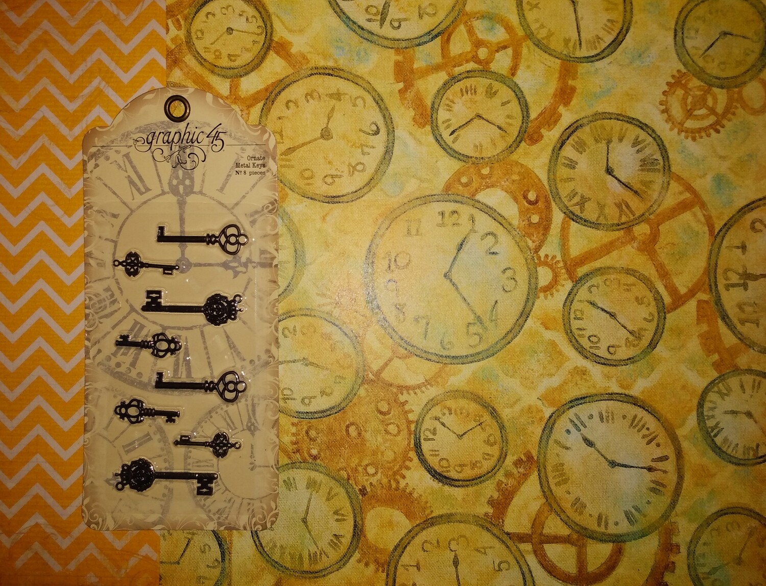Time Layout