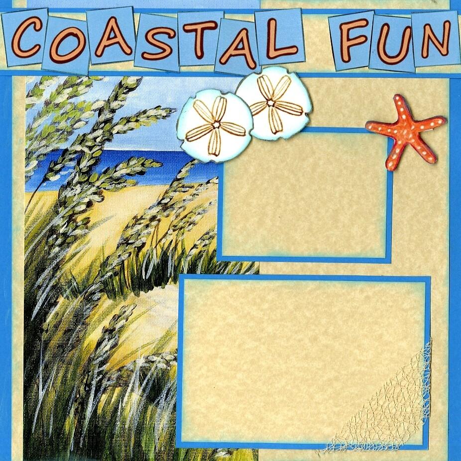 Coastal Fun Kit