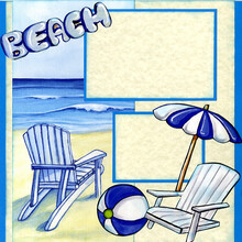 Beach Retreat Kit