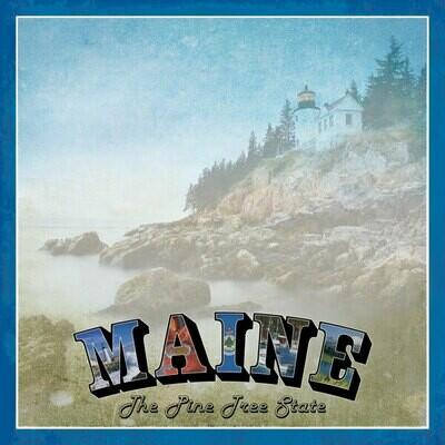 Maine Vintage