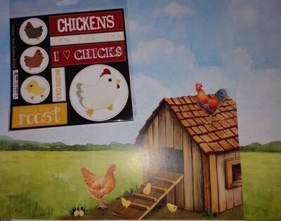 Chicken Themed Kit