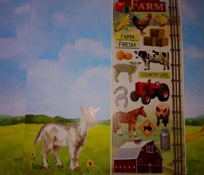 Goat Farm Kit