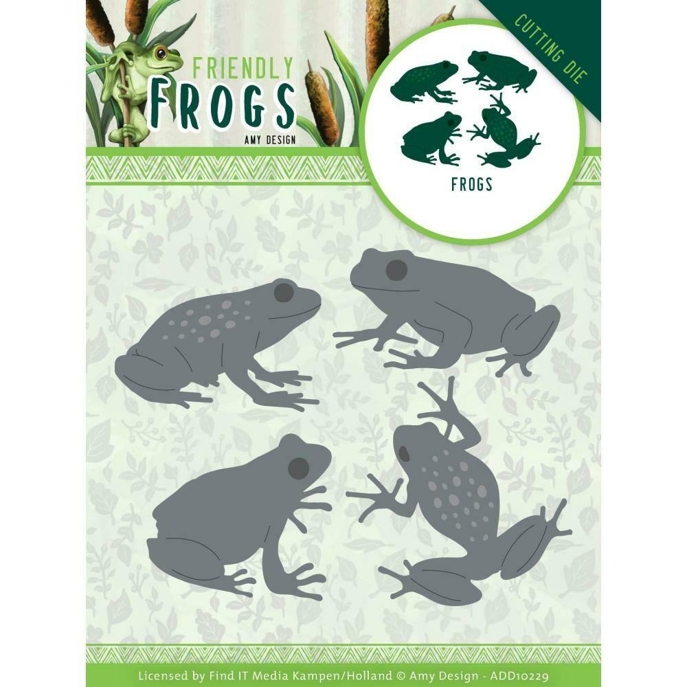 Friendly Frogs Die