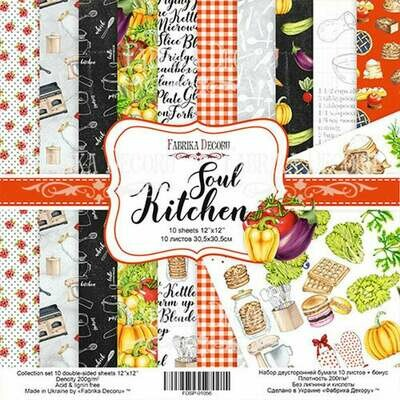 Soul Kitchen Paper Pad Collection