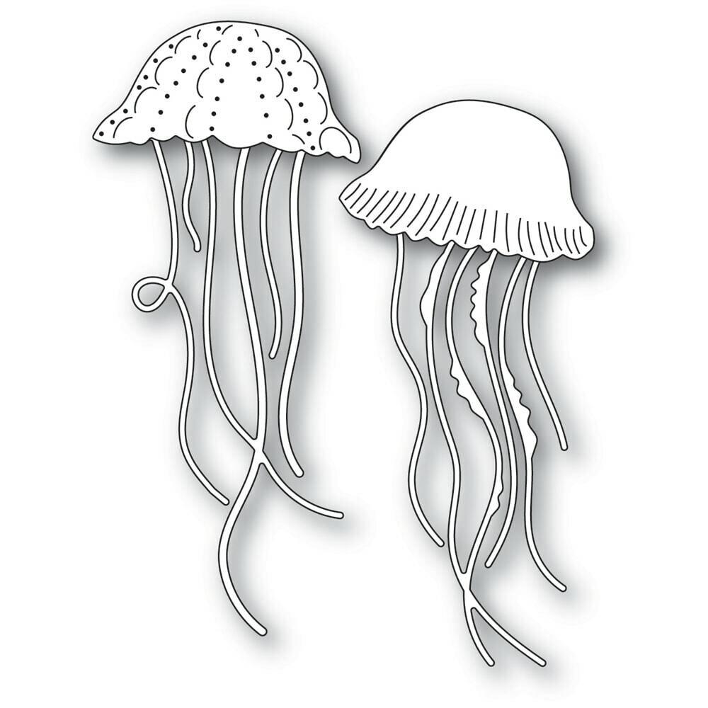 Graceful Jellyfish Die