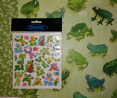 Frog Nature Kit