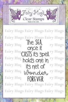 Sea Quote Stamp