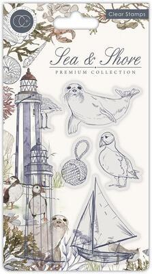 Sea & Shore Stamp Set