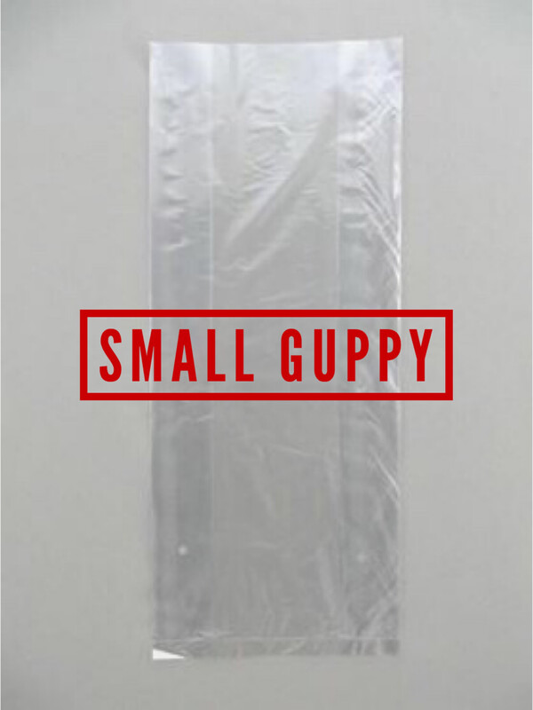 GUPPY SMALL BAG TRANSHIPPING SERVICE