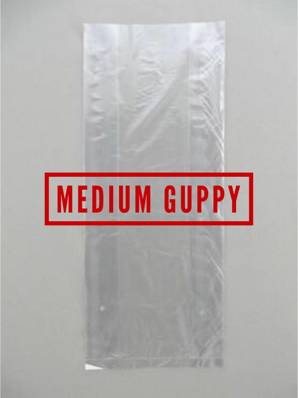 GUPPY MEDIUM BAG TRANSHIPPING SERVICE