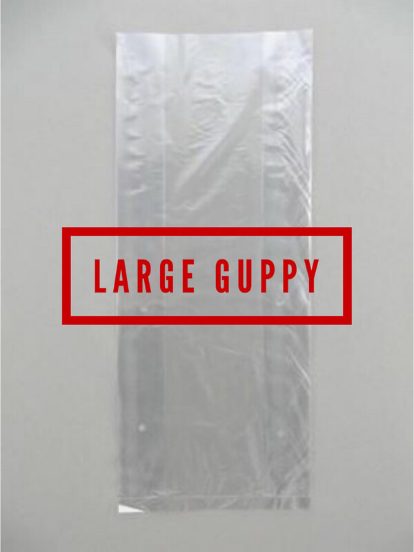 GUPPY LARGE BAG TRANSHIPPING SERVICE