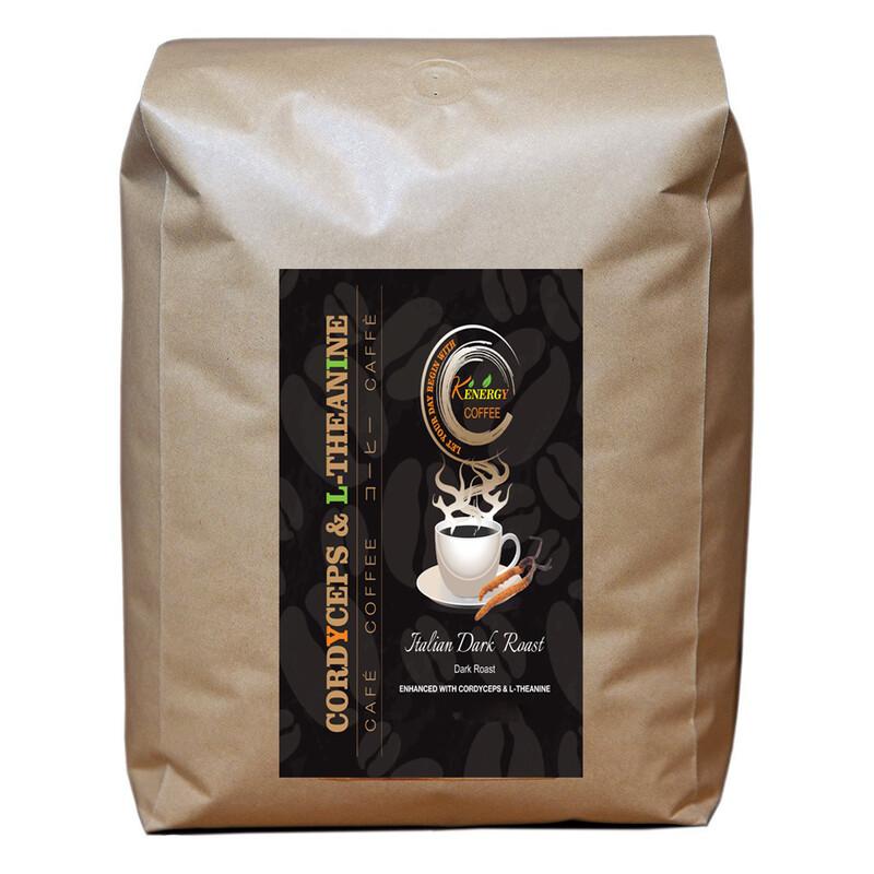 Italian Dark Roast Coffee 5lbs