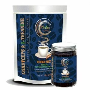 Double Shot Instant Toffee Cappuccino Mix 340g