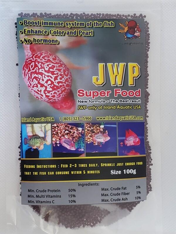 JWP Super Food small pellets 100G