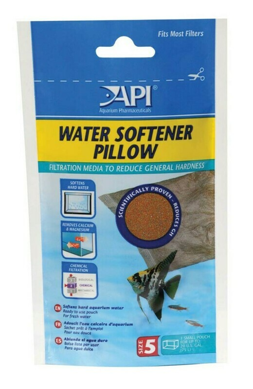 API Water Softener Pillow 1ea/1 pk, Size 5