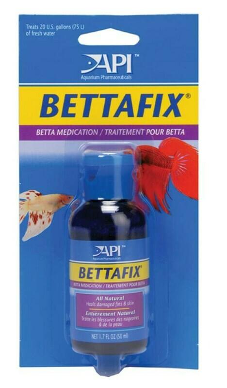 API BETTAFIX carded Medication 1ea/1.7 fl oz