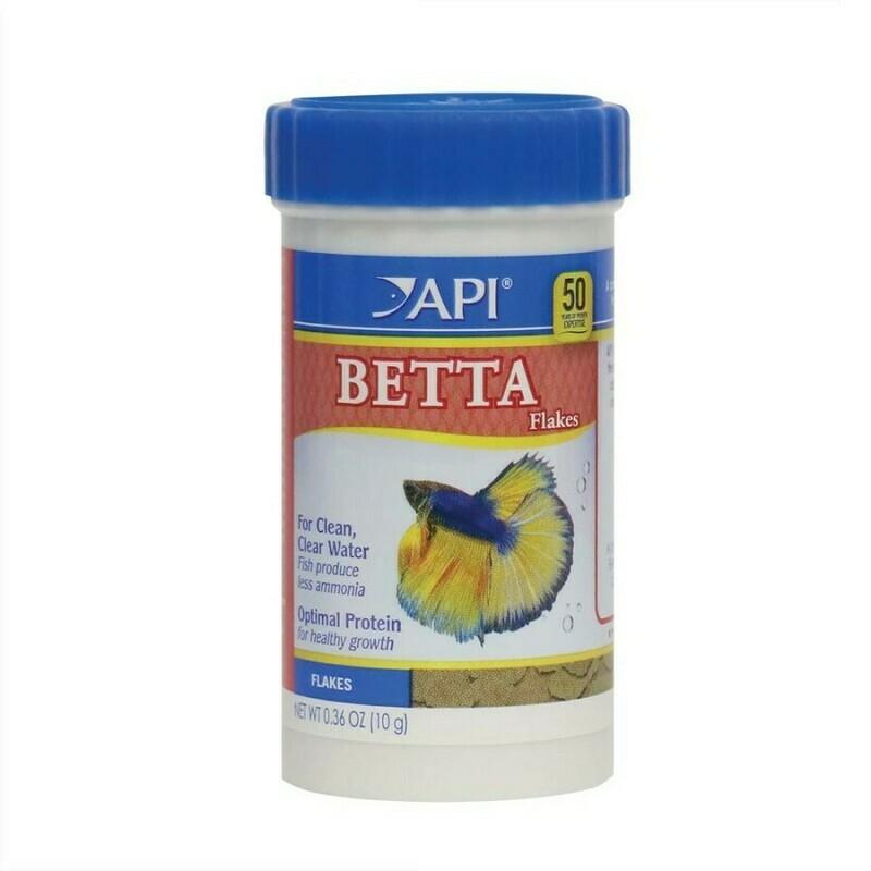 API Betta Flakes Fish Food 1ea/0.36 oz