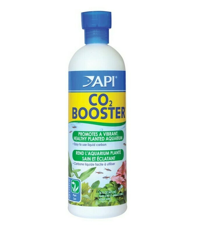 API CO2 Booster Plant Supplement 1ea/16 fl oz