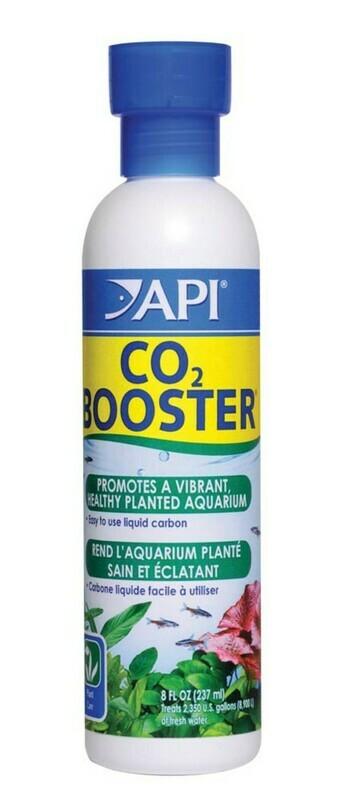 API CO2 Booster Plant Supplement 1ea/8 fl oz
