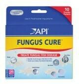 API Fungus Cure Freshwater Fish Powder Medication 1ea/10 pk