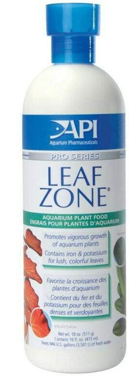 API Leaf Zone Plant Fertilizer 1ea/16 fl oz