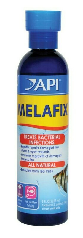 API Melafix Baterial Infection Remedy 1ea/8 fl oz