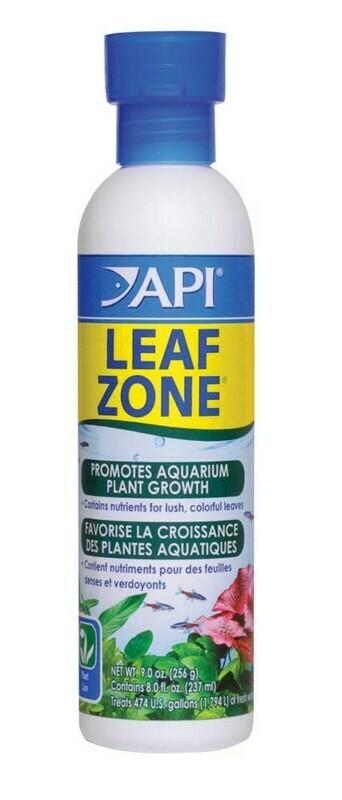 API Leaf Zone Plant Fertilizer 1ea/8 fl oz