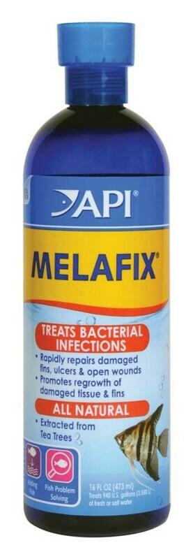 API Melafix Marine Medication 1ea/16 fl oz