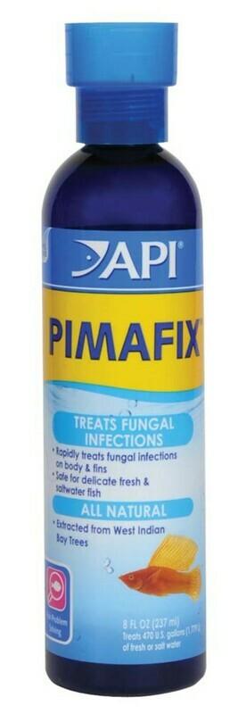 API Pimafix Fresh and Saltwater Fish Remedy 1ea/8 fl oz