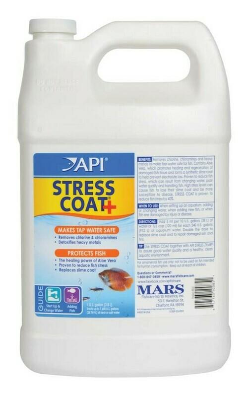 API Stress Coat Remedy No Pump 1ea/1 gal