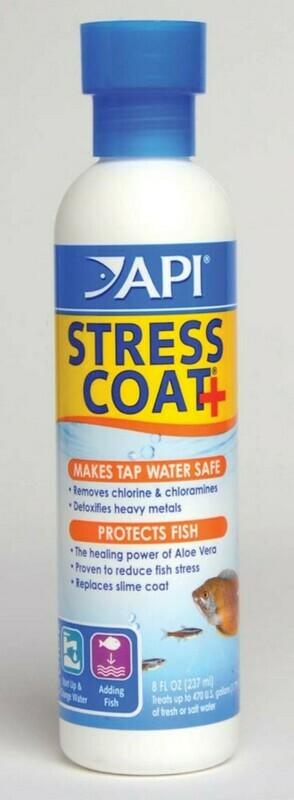 API Stress Coat Remedy No Pump 1ea/8 fl oz