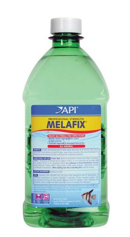 API Professional Strength Melafix Baterial Infection Remedy 1ea/64 fl oz