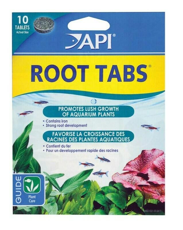 API ROOT TABS Plant Fertilizer 1ea/10 ct