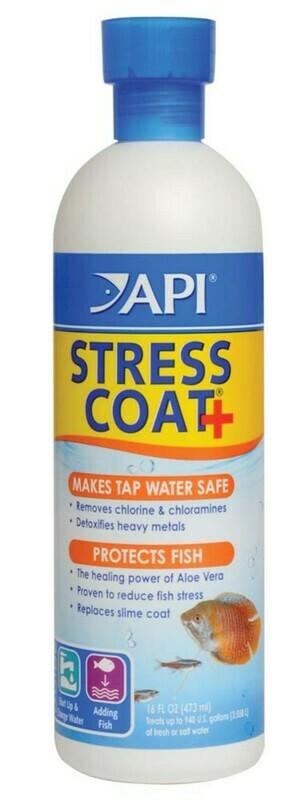 API Stress Coat Remedy With Pump 1ea/16 fl oz