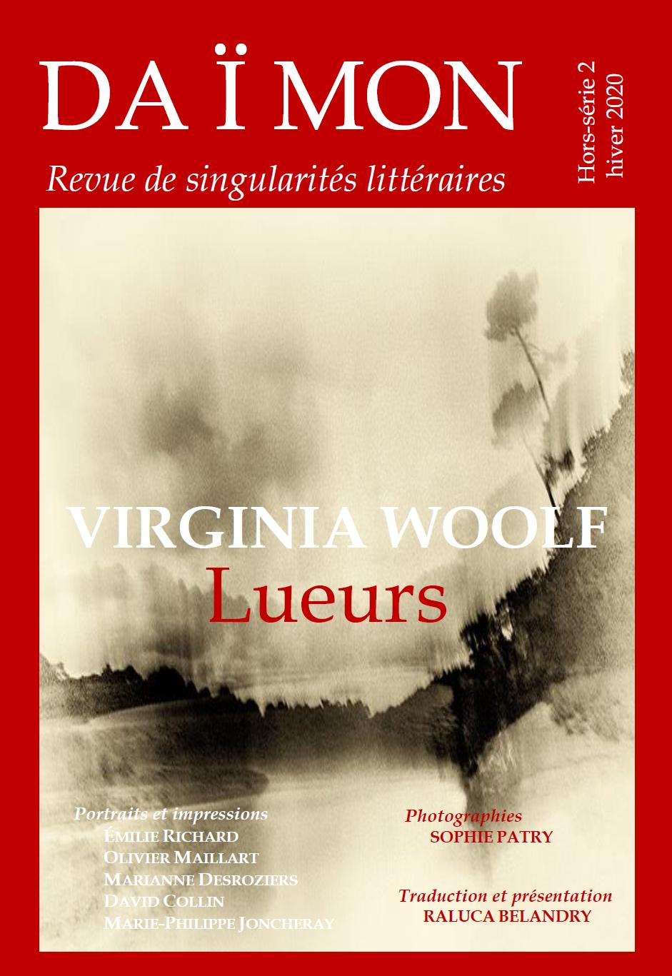 Daïmon Hors-série - Virginia Woolf