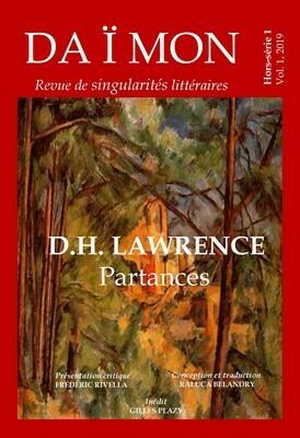 Daïmon Hors-série - D.H. Lawrence (vol. 1)