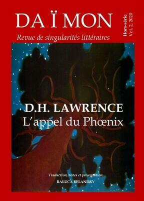 Daïmon hors-série D.H. Lawrence (vol.2)