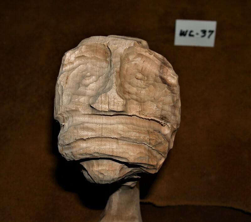 Iroquois False Face Club: Maple,  19