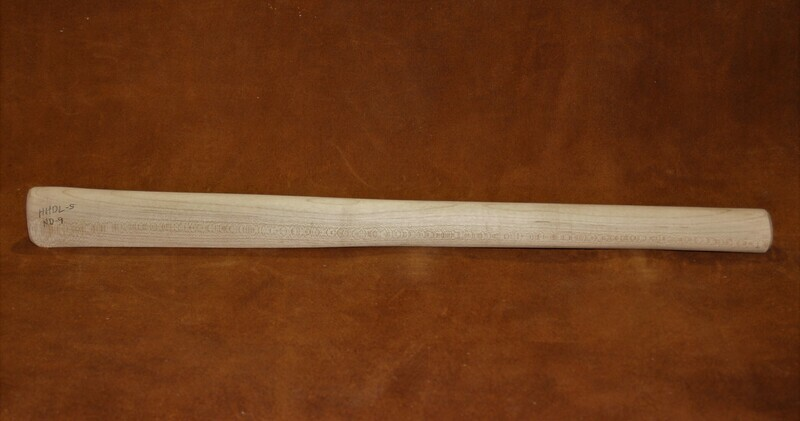 TOMAHAWK HANDLE   Sugar Maple  19