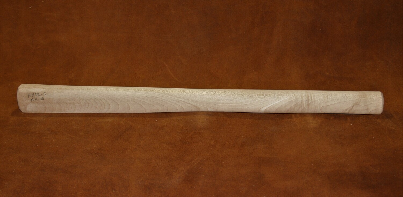 TOMAHAWK HANDLE   Sugar Maple  19' long