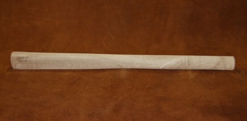 TOMAHAWK HANDLE   Sugar Maple  19' long