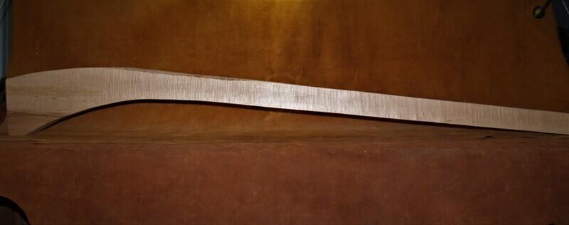 PLR - Sugar Maple;  67 1/2