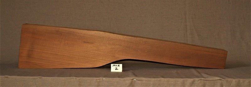 Black Walnut Modern Custom Rifle