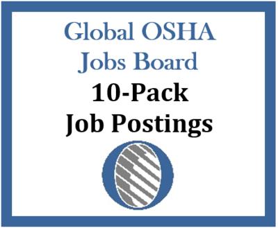 10-Pack Job Postings