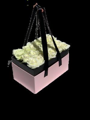 Pinkish box